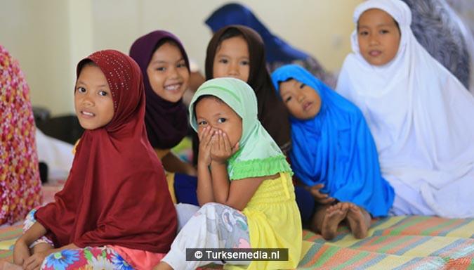 Turken doen Filipijnen moskee cadeau 'Offers Turkije grenzeloos'3