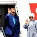 Turkish president ends 2-day Gulf visit