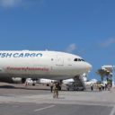 Turkish Airlines brings 60 tons of food aid to Somalia