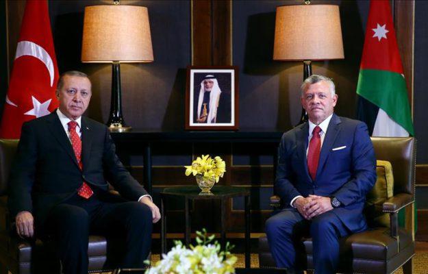 Erdogan tells Muslim states to stand together