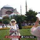 Istanbul ziet aantal toeristen flink stijgen