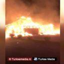 Moskee in brand gestoken in Zweden
