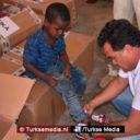 Turkije schenkt kleding aan honderden Somalische weeskinderen in Mogadishu