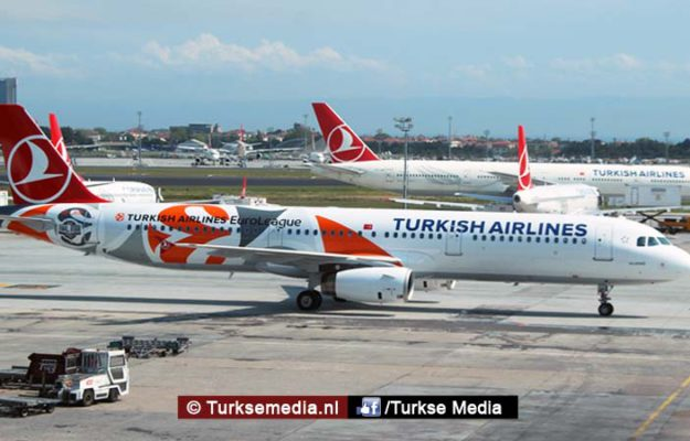 Turkish Airlines breekt historisch record