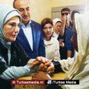 Vrouw Erdogan schrijft brief aan echtgenotes van alle wereldleiders