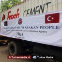 WHO belooft Turkije Rohingya-moslims te gaan helpen
