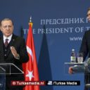 Servische president helemaal weg van energie en kracht Erdogan