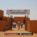 Turkije bouwt school voor kinderen in Sudan