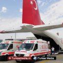 Turkije haalt zwaargewonde Somaliërs op na aanslagen