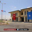 Turkije opent grootste legerbasis in Somalië