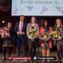 Turkse Nederlander beste leraar van het jaar