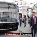 Turkse elektrische bus maakt debuut in Europa