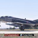 Turkse jets en drones naar Erzincan