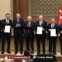 Bouwers en datum Turkse auto bekend