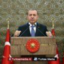 Erdoğan snoeihard: Sommige landen denken dat de wereld hun eigendom is