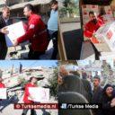 Turken snelst naar getroffen Noord-Irak; Iraakse Koerden bedanken Turkije
