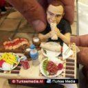 Turkse taart in vorm van döner kebabzaak verkozen tot mooiste taart ter wereld