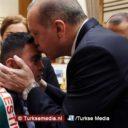 Erdoğan ontvangt door Israël gearresteerde Palestijn met downsyndroom