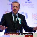 Erdoğan waarschuwt VS en Israël: Dit is onze rode lijn