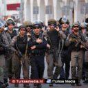 Israëlische politie valt journalisten van Turks persbureau aan