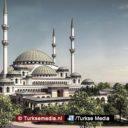 Izmir krijgt megamoskee met grootste koepel van het Midden-Oosten