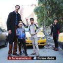 Langste man van Irak: Ik hou heel veel van Turken