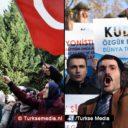 Turken de straat op tegen erkenning Jeruzalem hoofdstad Joden