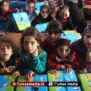 Turken openen school in Syrië voor jonge weeskinderen