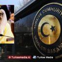 Turkije roept ambassadeur VAE op het matje