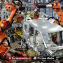 Turkije breekt record aller tijden export auto's