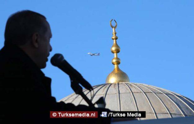 Turkse president waarschuwt alle moslims
