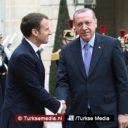 Macron ontvangt Erdoğan: Turkije en Frankrijk doen goede zaken