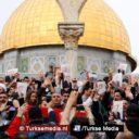 Turken hebben lak aan Trump en gaan massaal op vakantie naar Palestina
