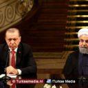 Turkije: VS en Israël steunen protesten en onrust in Iran