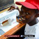 Turkije zorgt voor blije gezichten bij gehandicapten in Kenia