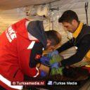 Turkse militairen redden door PYD verlaten gehandicapte vrouw in Afrin