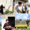 Eerste gevluchte Syriërs dankzij Turkije terug naar Afrin: Turken verzorgen ons