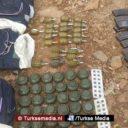 Hoe komt PYD/YPG aan deze verboden landmijnen in Afrin?