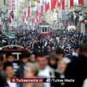 Turkse bevolking blijft hard doorgroeien