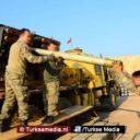Turkse voortgang in Afrin: 2021 terroristen en terreurkonvooi uitgeschakeld, PYD-chef opgepakt