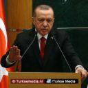 Erdoğan boort Algerijnse journalist de grond in na kolonie-vraag