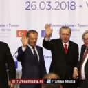 Europese Unie zoekt verzoening: Turkije zeer succesvol