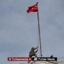 Victorie: Turkije neemt controle stadscentrum Afrin in handen op herdenkingsdag Çanakkale