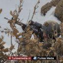 Gevluchte PKK-terroristen geven zich over in Turkse stad