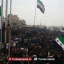 Syriërs in Tel Rifaat vragen Turkije om hulp: 'Red ons van YPG'