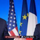 Trump vraagt Macron beter samen te werken met Turkije