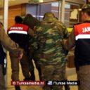 Turkije arresteert twee 'verdwaalde' Griekse militairen