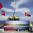 Turkije gaat langste hangbrug ter wereld eerder openen
