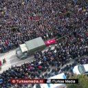 Turkije neemt eervol afscheid van 8 martelaren: 2668 terroristen uitgeschakeld in Afrin