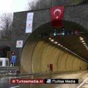 Turkije opent langste tunnel
